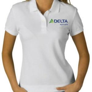 Camiseta Polo Feminina